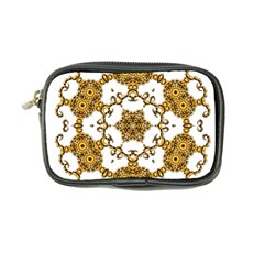 Fractal Tile Construction Design Coin Purse