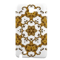 Fractal Tile Construction Design Samsung Galaxy Note 1 Hardshell Case