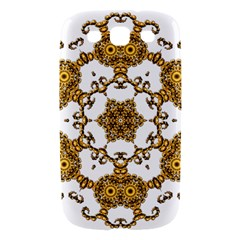 Fractal Tile Construction Design Samsung Galaxy S III Hardshell Case