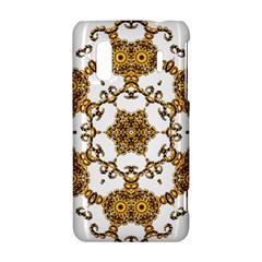 Fractal Tile Construction Design HTC Evo Design 4G/ Hero S Hardshell Case