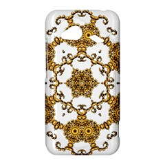 Fractal Tile Construction Design HTC Droid Incredible 4G LTE Hardshell Case