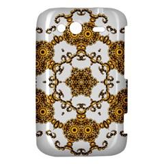 Fractal Tile Construction Design HTC Wildfire S A510e Hardshell Case