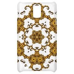 Fractal Tile Construction Design Samsung Infuse 4G Hardshell Case