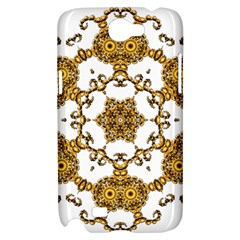 Fractal Tile Construction Design Samsung Galaxy Note 2 Hardshell Case