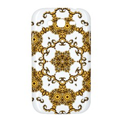 Fractal Tile Construction Design Samsung Galaxy Grand DUOS I9082 Hardshell Case