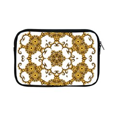 Fractal Tile Construction Design Apple iPad Mini Zipper Cases