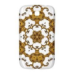 Fractal Tile Construction Design Samsung Galaxy Grand GT-I9128 Hardshell Case