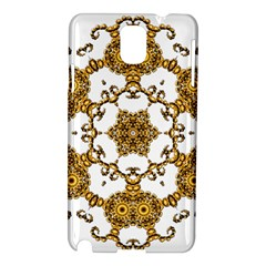 Fractal Tile Construction Design Samsung Galaxy Note 3 N9005 Hardshell Case