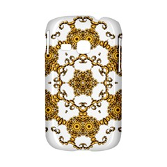 Fractal Tile Construction Design Samsung Galaxy S6310 Hardshell Case