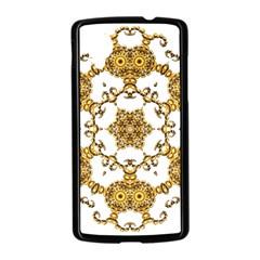 Fractal Tile Construction Design Nexus 5 Case (Black)