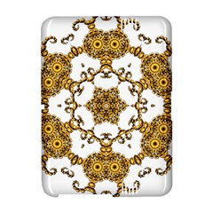 Fractal Tile Construction Design Amazon Kindle Fire (2012) Hardshell Case
