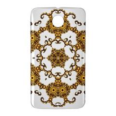 Fractal Tile Construction Design Nexus 6 Case (White)
