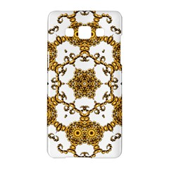 Fractal Tile Construction Design Samsung Galaxy A5 Hardshell Case
