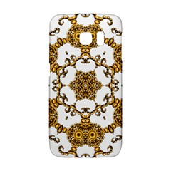 Fractal Tile Construction Design Galaxy S6 Edge