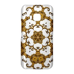 Fractal Tile Construction Design HTC One M9 Hardshell Case