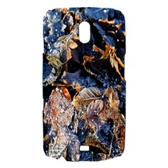 Frost Leaves Winter Park Morning Samsung Galaxy Nexus i9250 Hardshell Case
