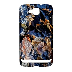 Frost Leaves Winter Park Morning Samsung Ativ S i8750 Hardshell Case