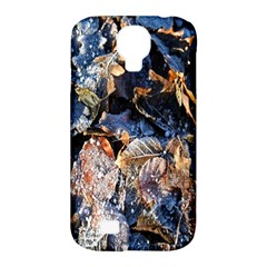 Frost Leaves Winter Park Morning Samsung Galaxy S4 Classic Hardshell Case (PC+Silicone)