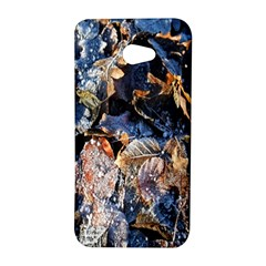 Frost Leaves Winter Park Morning HTC Butterfly S/HTC 9060 Hardshell Case