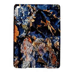 Frost Leaves Winter Park Morning iPad Air 2 Hardshell Cases