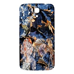 Frost Leaves Winter Park Morning Samsung Galaxy Mega I9200 Hardshell Back Case