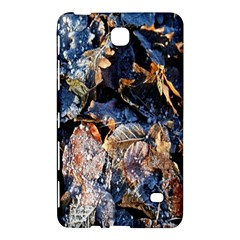Frost Leaves Winter Park Morning Samsung Galaxy Tab 4 (7 ) Hardshell Case