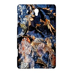 Frost Leaves Winter Park Morning Samsung Galaxy Tab S (8.4 ) Hardshell Case