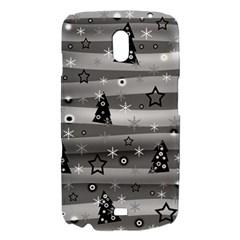 Gray Xmas magic Samsung Galaxy Nexus i9250 Hardshell Case