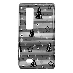 Gray Xmas magic LG Optimus Thrill 4G P925