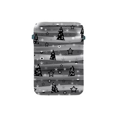 Gray Xmas magic Apple iPad Mini Protective Soft Cases