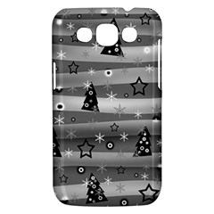 Gray Xmas magic Samsung Galaxy Win I8550 Hardshell Case