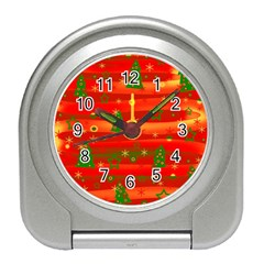 Xmas magic Travel Alarm Clocks