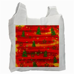 Xmas magic Recycle Bag (Two Side)