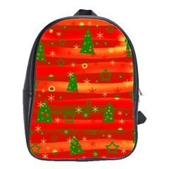 Xmas magic School Bags(Large)
