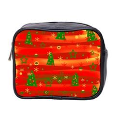 Xmas magic Mini Toiletries Bag 2-Side