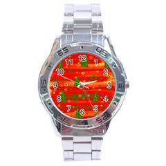 Xmas magic Stainless Steel Analogue Watch