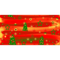 Xmas magic YOU ARE INVITED 3D Greeting Card (8x4)