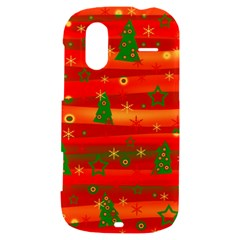 Xmas magic HTC Amaze 4G Hardshell Case