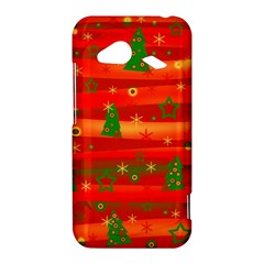 Xmas magic HTC Droid Incredible 4G LTE Hardshell Case