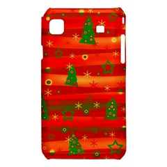 Xmas magic Samsung Galaxy S i9008 Hardshell Case