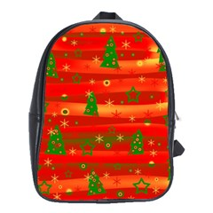 Xmas magic School Bags (XL)