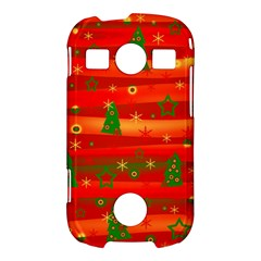 Xmas magic Samsung Galaxy S7710 Xcover 2 Hardshell Case