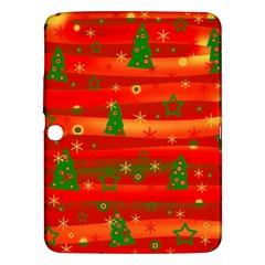 Xmas magic Samsung Galaxy Tab 3 (10.1 ) P5200 Hardshell Case