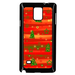 Xmas magic Samsung Galaxy Note 4 Case (Black)