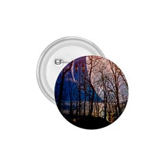 Full Moon Forest Night Darkness 1.75  Buttons