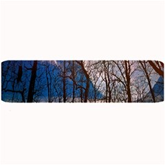 Full Moon Forest Night Darkness Large Bar Mats