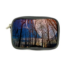 Full Moon Forest Night Darkness Coin Purse