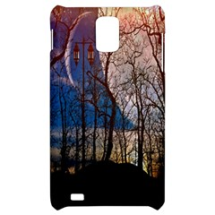 Full Moon Forest Night Darkness Samsung Infuse 4G Hardshell Case