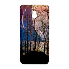 Full Moon Forest Night Darkness HTC One Mini (601e) M4 Hardshell Case