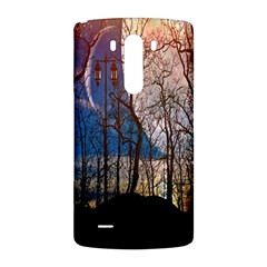Full Moon Forest Night Darkness LG G3 Back Case